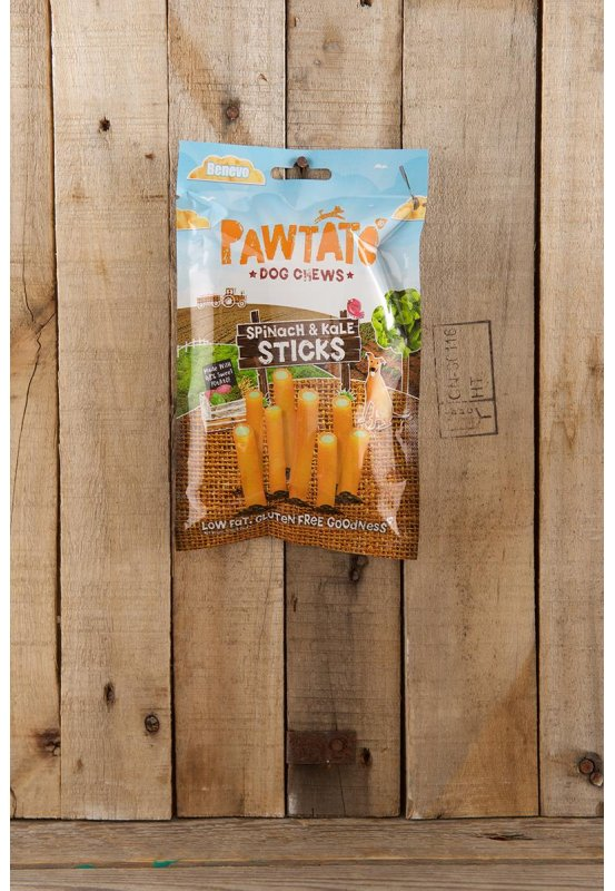 Pawtato Sticks Vegetable 120 g