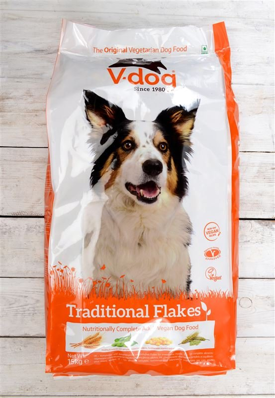 Traditional Flakes 15kg - Dog Dry Food