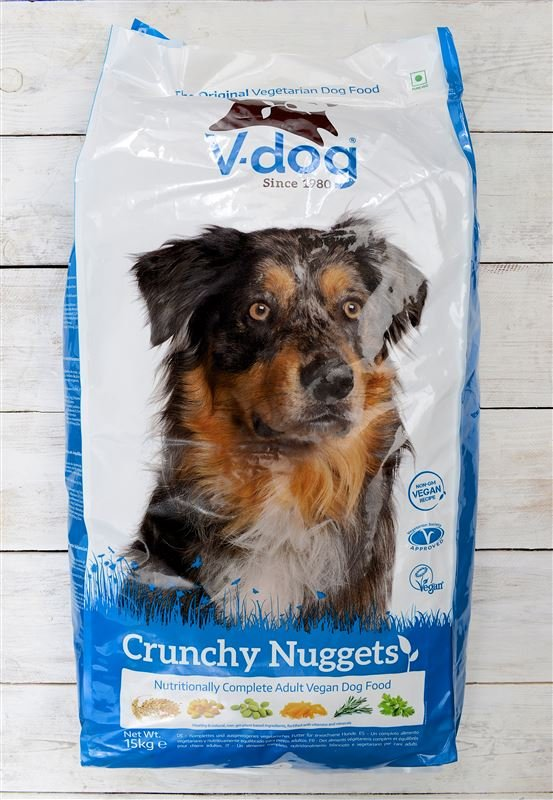 15 kg Crunchy Nuggets Dry Dog Food