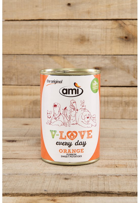 Ami Dog Love Every Day Kürbis-Süßkartoffel - 400 g...