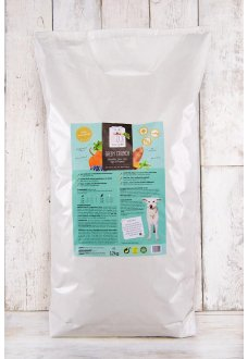 Green Crunch 12 kg - vegetable dry pet food for adult dogs